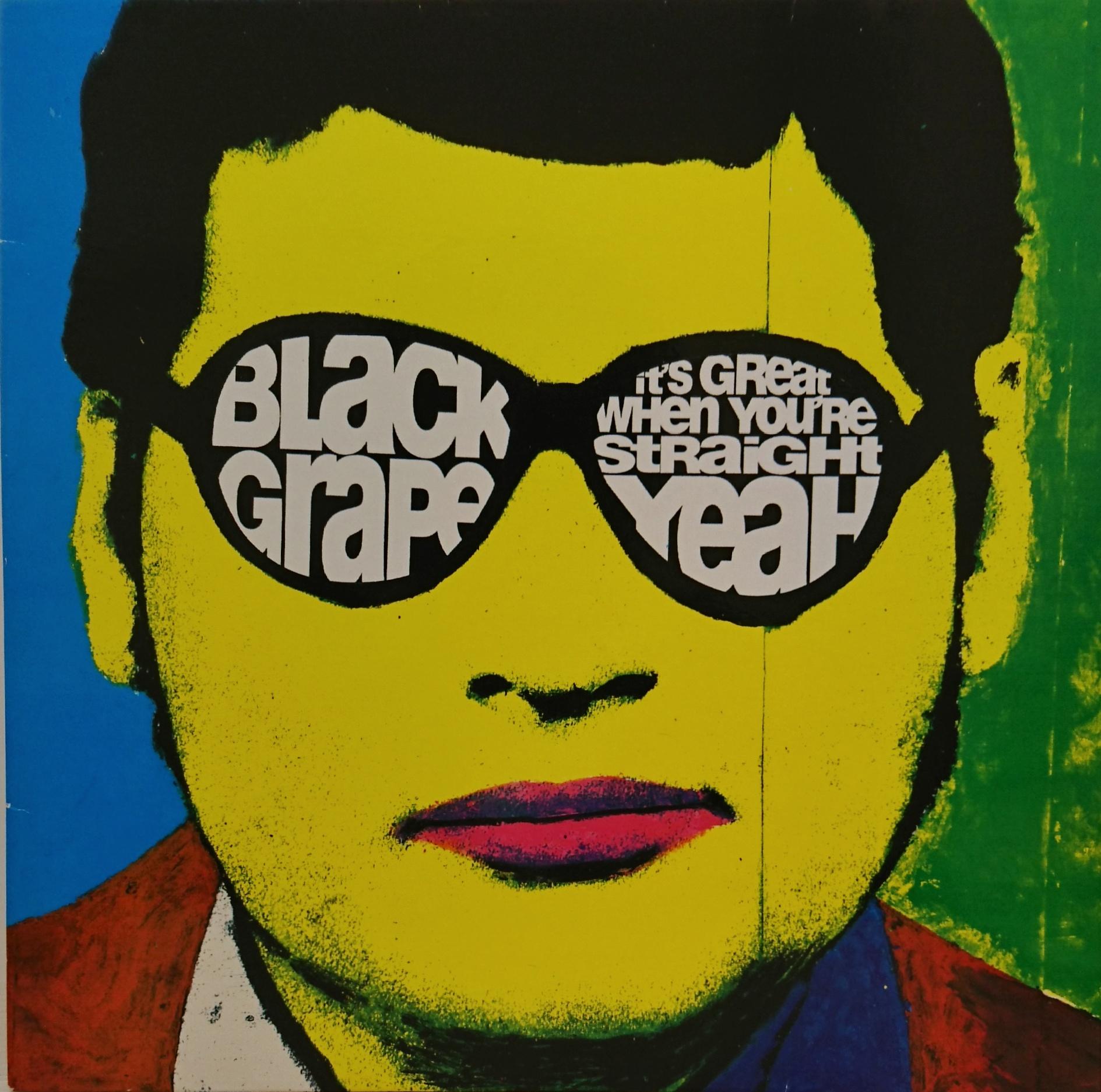 Black Grape / It's Great When ...