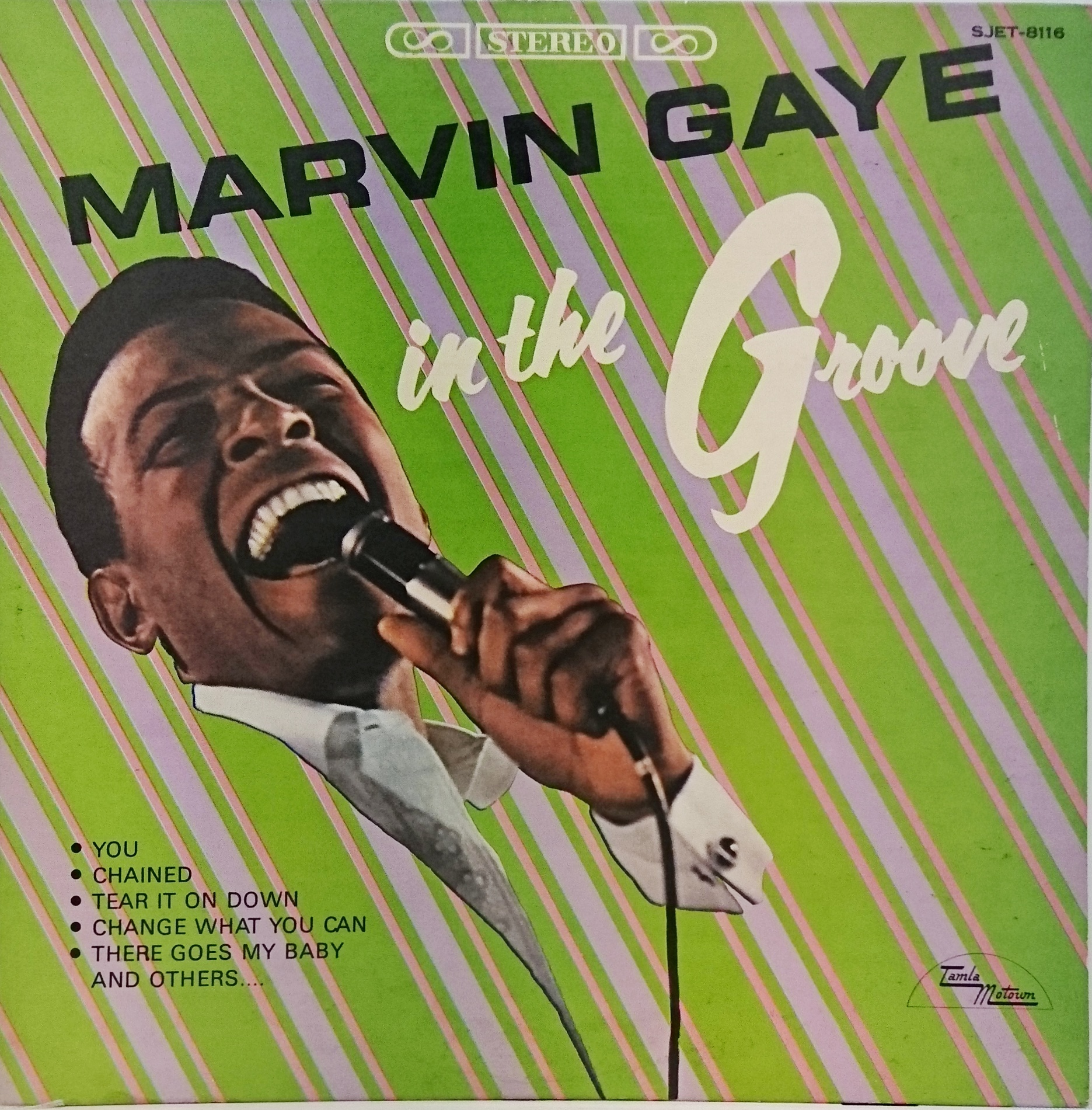 Marvin Gaye / In The Groove
